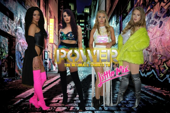 Little-Mix-Tribute-Band-Power